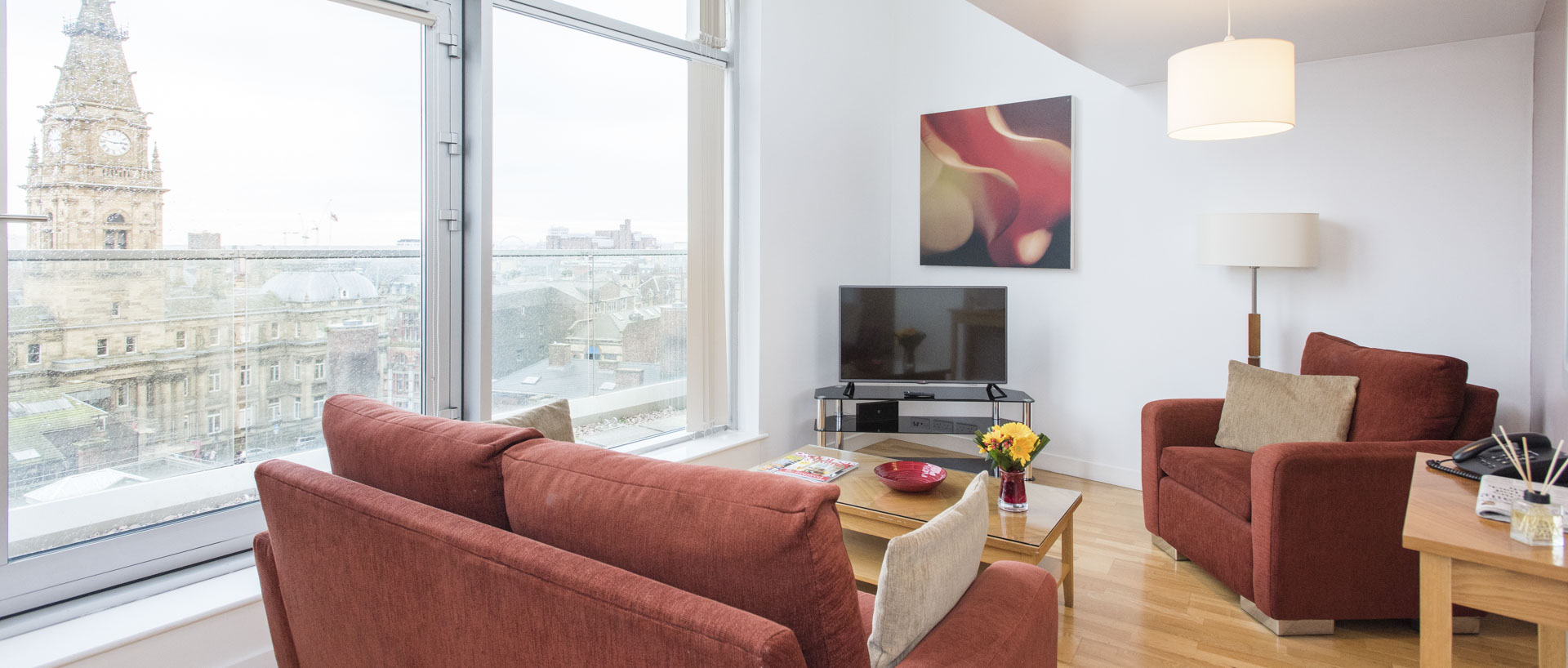 PREMIER SUITES Liverpool penthouse apartment
